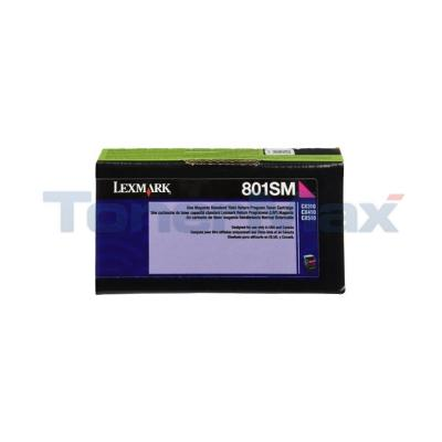 LEXMARK CX510 TONER CARTRIDGE MAGENTA RP 2K